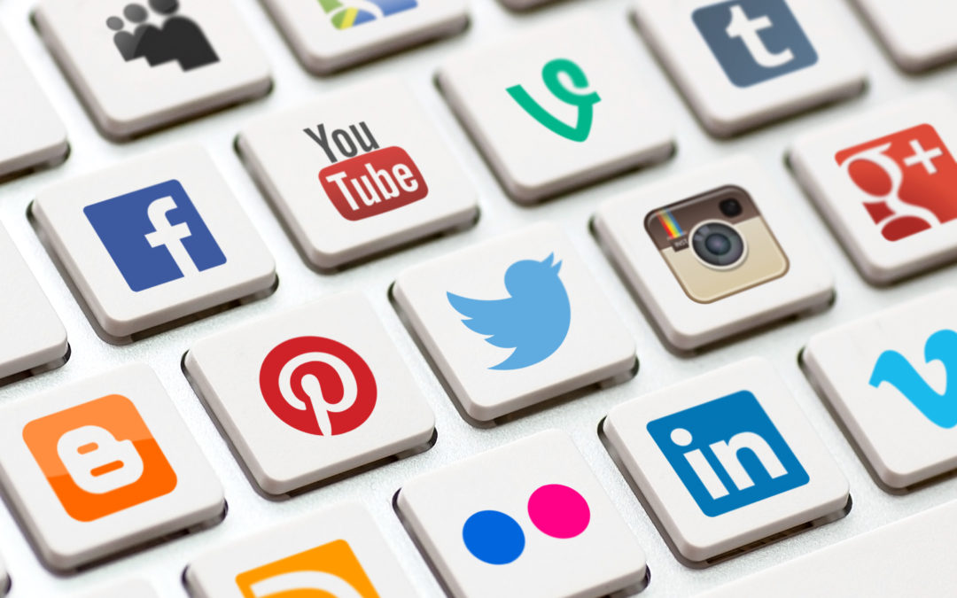 Ce canale de Social Media folosim? Statistici şi marketing