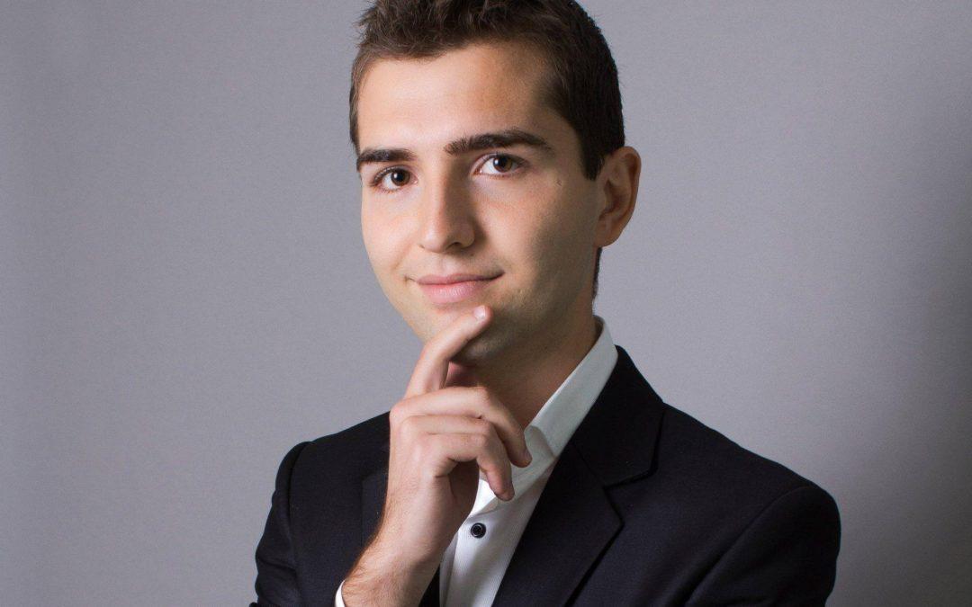 Paul Ardeleanu, Speakers Club- despre cum să prezinţi cu impact folosind materiale multimedia (Interviu Video)